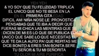 SOY EL UNICO (LETRA) adexe ft santos real & ivan troyano