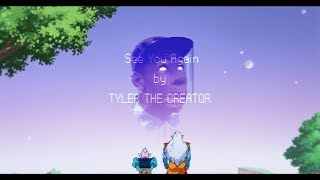 Tyler, The Creator - See You Again Dragon Ball Z AMV