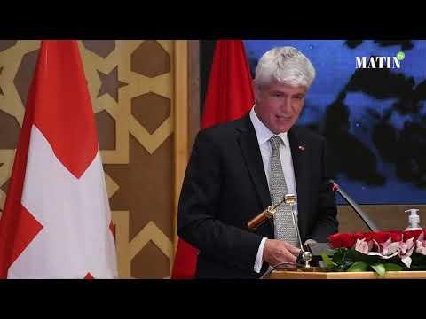 Video : Célébration du Centenaire de la présence diplomatique de la Suisse au Maroc