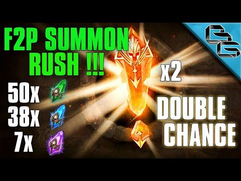 RAID: Shadow Legends | More F2P Summons !?! | FREE Legendary Skill Tome !! | Ep.8