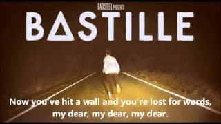 The Silence - Bastille Lyrics
