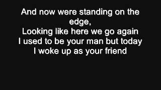 As your Friend - Afrojack Ft. Chris Brown (lyrics)