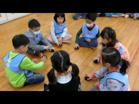 音樂節奏遊戲─小企鵝上學趣