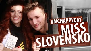 Miss Slovensko, ja, Igor Kmeťo a iní (minivlog)