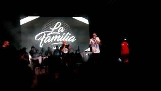 Puya-Hai sa fim high (strofa) Lansare La Familia