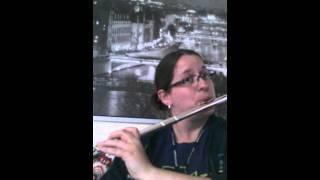 Petite Gavotte Flute Solo