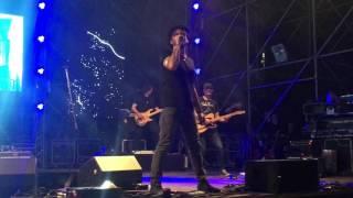 "Fabrizio Moro ""Portami via"" live Camerota 2017"