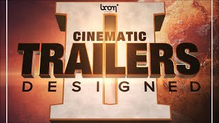 BOOM Library Sound Effects - Cinematic Trailers Designed 2 - Teaser