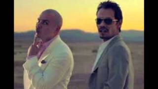 PitBull feat Marc Anthony - Rain Over Me