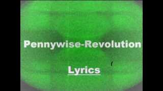 Pennywise - Revolution Lyrics