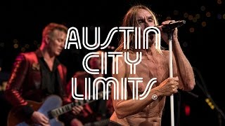"Iggy Pop on Austin City Limits ""Funtime"""