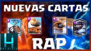 RAP PRÓXIMAS CARTAS  - CLASH ROYALE   Rap Español   Hat Black Game