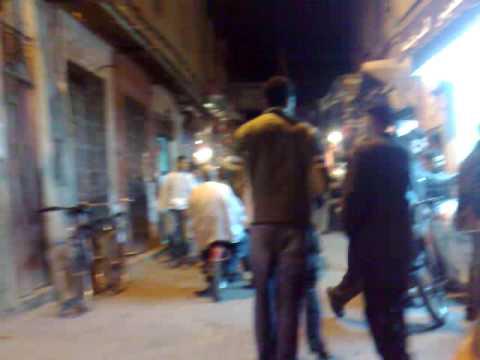 Derb Dabachi Street Marrakech Morocco