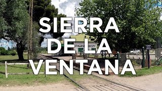 Sierra de la Ventana - Drone HD - Ruta0.com