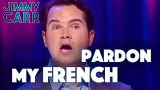 Swearing and the British Language | Jimmy Carr: Comedian