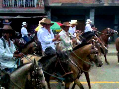 Cabalgata BALZAR-ECUADOR 2011 parte VII