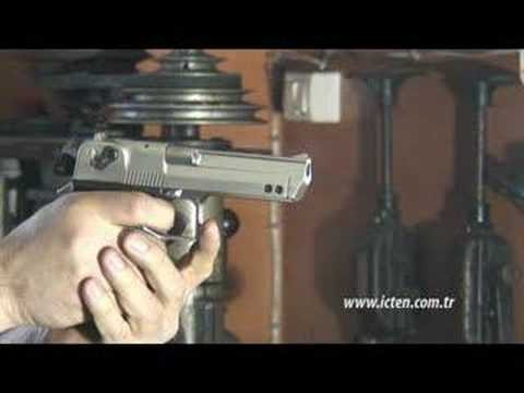 Silah-Kurusıkı Pandora BlankFiring Baby Desert Eagle Tabanca
