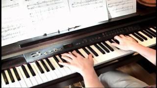 Dewdrops - Tsubasa Chronicle - Piano