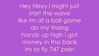 Flo-rida ft. Will.I.Am & Fergie - In the Ayer (Lyrics)