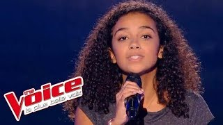 Lucie - « It's a man's man's man's world » (James Brown) | The Voice France 2017 | Blind Audition