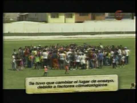 Baila Ecuador Baños 3 parte