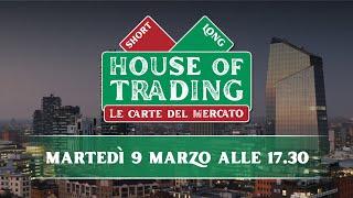 House of Trading: oggi la sfida tra Nicola Para ed Enrico Lanati