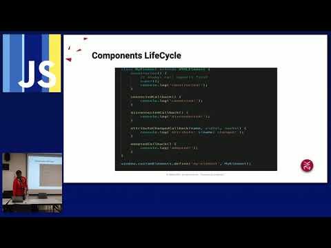 Build next gen web apps using web components