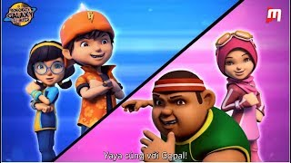 (Vietsub) Boboiboy Galaxy Episode 16 Moment - Volleyball Match