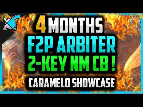 F2P ARBITER IN *4* MONTHS... + 2-Key NM CB !!!! | Caramelo Account Showcase | RAID: Shadow Legends