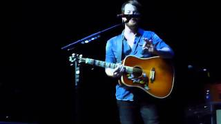 David Cook- First intro to Fade Into Me at The Midland,  Kansas City