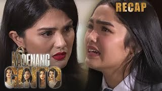 Marga learns the shocking truth about her mother   Kadenang Ginto Recap (With Eng Subs)