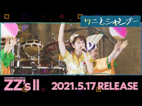 ももクロ「ワニとシャンプー -ZZ ver.-」from DIGITAL ALBUM『ZZ's Ⅱ』