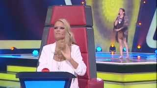 "Vera Lima - ""Movimento Perpétuo Associativo"" | Provas Cegas | The Voice Portugal | Season 3"