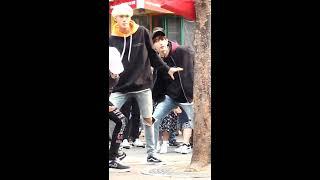 170312 홍대 버스킹 Dance with me [로우 Focus] open