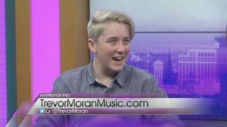 Singer Trevor Moran stops by Valley View Live!