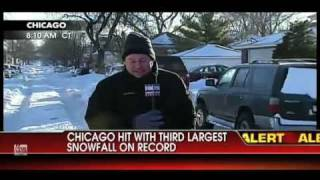 Snowpocalypse, Chicago 2011