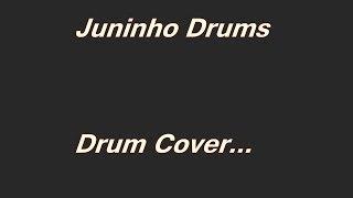 Santo -  Nivea Soares (Cover)- Juninho Drums