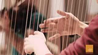 String Quartet and Harp Recording Session at the Palau de les Arts