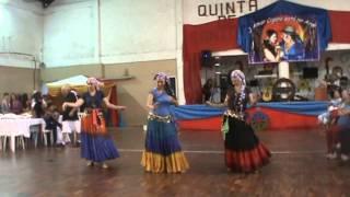 Grupo Al-dabarãn - RJ - Dança Cigana Balcan (Turquia)