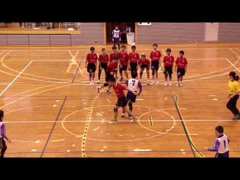 第1回(2013年)U-12 男子・日本代表対香港代表