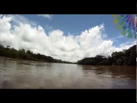 Ruta del Agua en la Amazonía ecuatoriana