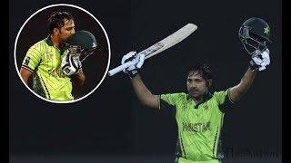 Pakistan Cricket Team Captain Hafiz Sarfraz Ahmad Reciting Naat  Phir Karam HOgya Mai Madina Chala