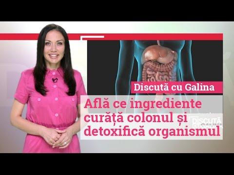 Curăţarea colonului şi detoxifierea organismului prin metode naturale