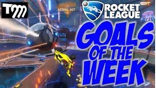 Rocket League - TOP 10 GOALS OF THE WEEK #41
