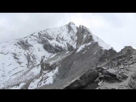 Crossing Kongma La Pass