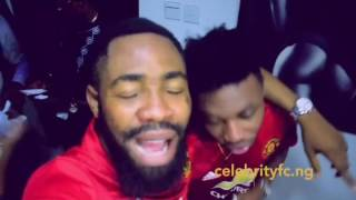 Mayorkun roasted by Woli Arole #MerrybetCelebtityFC