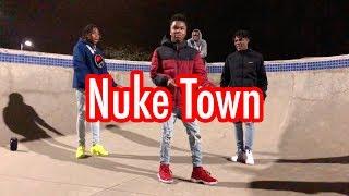 Ski Mask The Slump God, Juice WRLD - Nuketown (Official NRG Video)