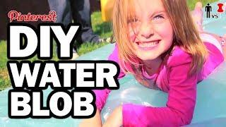 DIY Water Blob - Man Vs. Pin #25