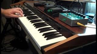 Logan Hohner String Melody II Synthesizer Demo #2