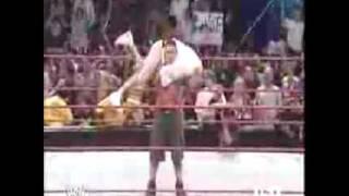 John Cena gives FU to Kevin Federline width=